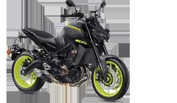 motocicletas yamaha mt07