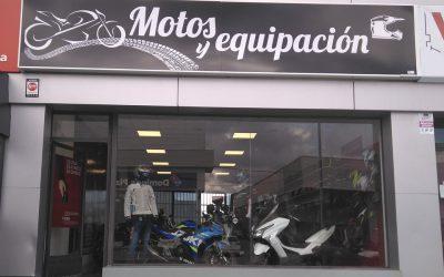 Motos y equipación