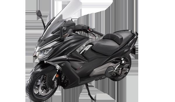 motocicletas kymco ak550