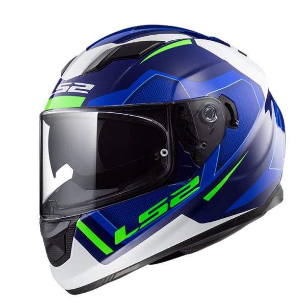 Casco LS2 STREAM EVO AXIS