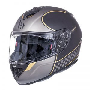 Casco MT RAPIDE REVIVAL A1