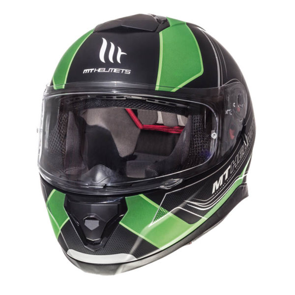 Casco MT THUNDER 3 TRACE