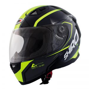 Casco SHIRO SH-881 MOTEGI