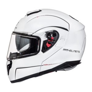 Casco MT ATOM WHITE