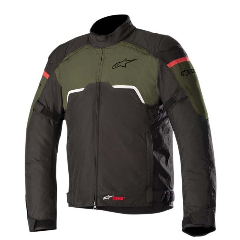 0ce071c2efc Chaqueta ALPINESTARS HYPER DRYSTAR Negro Verde - Motosport Villalba