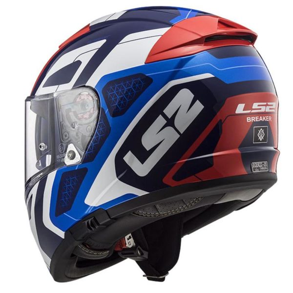 Casco LS2 FF390 BREAKER ANDROID 2