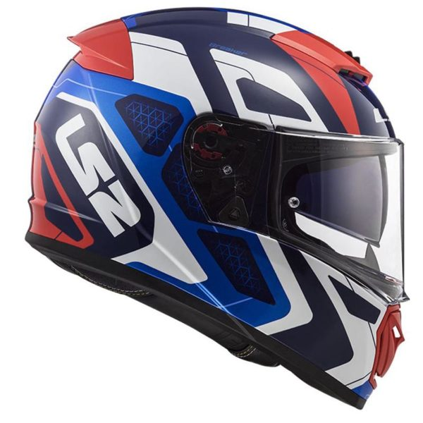 Casco LS2 FF390 BREAKER ANDROID 3