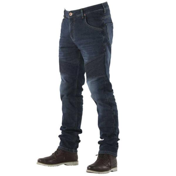 Pantalón OVERLAP CASTEL SMALT
