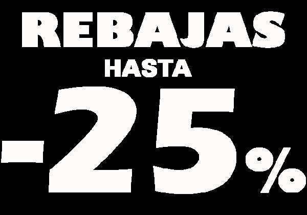 REBAJAS
