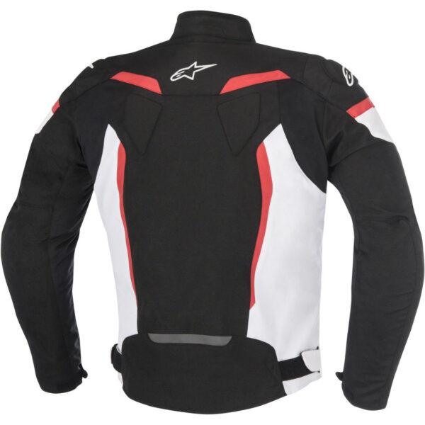 Cazadora ALPINESTARS T-GP PLUS R V2 Negro Blanco Rojo 2