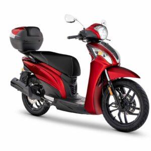 Kymco-Miler-125-Rojo