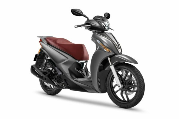 Kymco-People-S-125-Gris