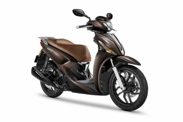 Kymco-People-S-125-Marrón