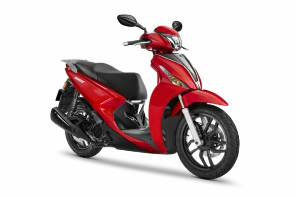 Kymco-People-S-125-Rojo