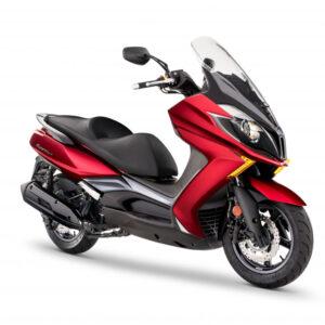 Kymco Super Dink 125 Rojo