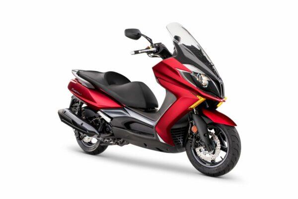 Kymco-Super-Dink-350-Rojo