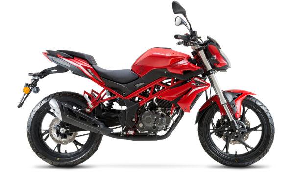 Benelli BN 125 Rojo