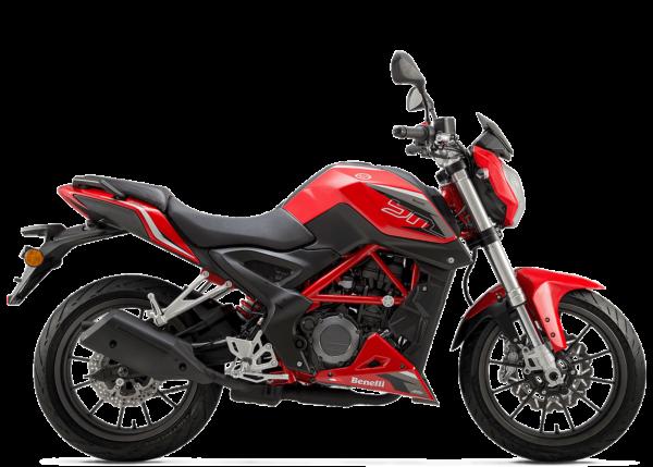 Benelli BN251 Rojo