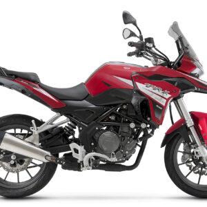 Benelli TRK251 Rojo