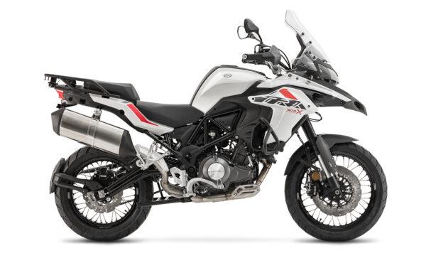 Benelli TRK502X Blanco