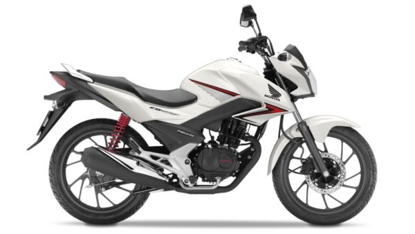 Honda CB125F Blanco