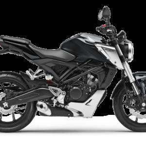 Honda CB125R Negro