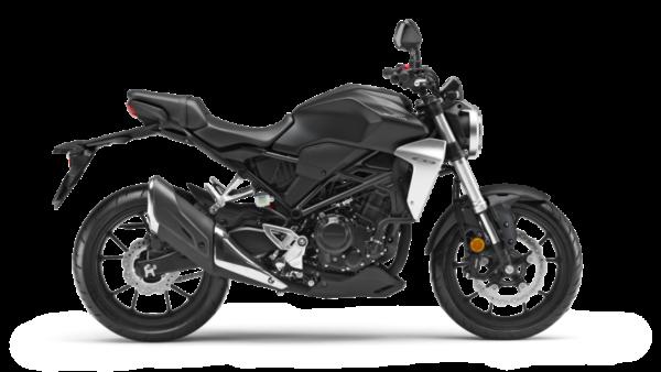 Honda CB300R Gris Metálico