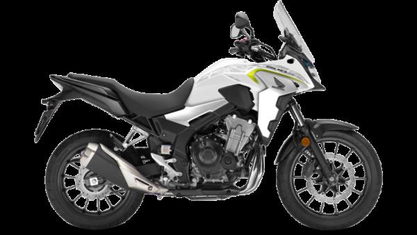 Honda CB500X Blanco Perla