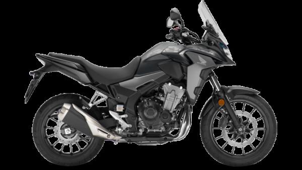 Honda CB500X Negro Mate