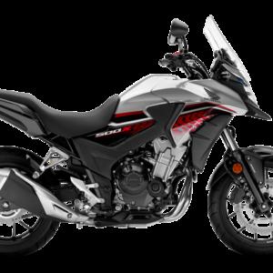 Honda CB500X Plata 2018
