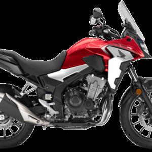 Honda CB500X Rojo Grand Prix