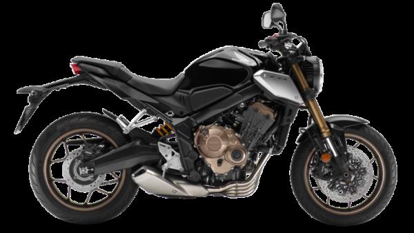 Honda CB650R Neo Sport Café Negro