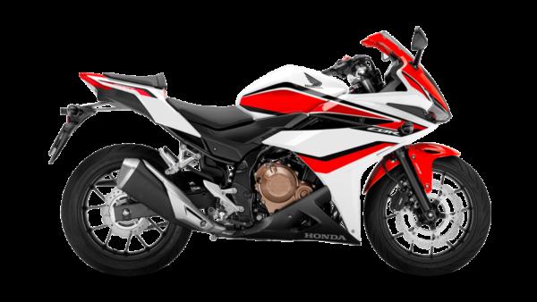 Honda CBR500R 2018 Blanco