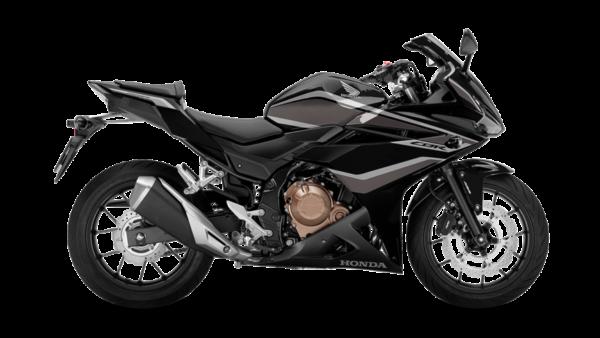Honda CBR500R 2018 Negro