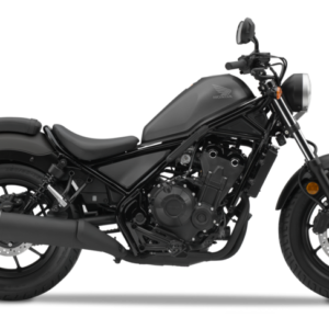 Honda CMX500 REBEL Gris Metalico