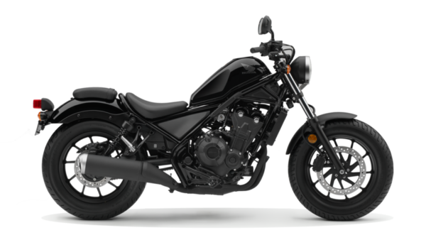 Honda CMX500 REBEL Negro Graphite