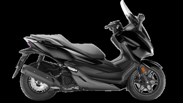 Honda Forza 125 Negro