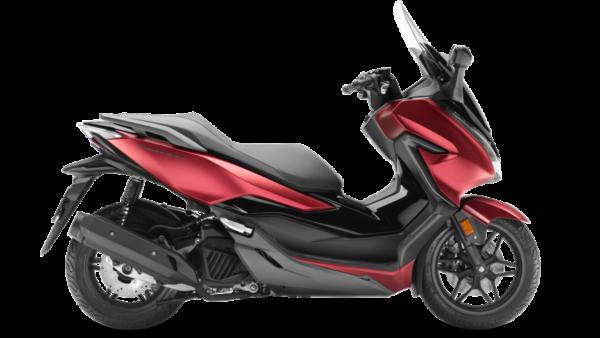 Honda Forza 125 Rojo