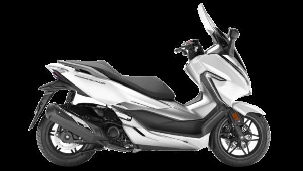Honda Forza 300 Blanco