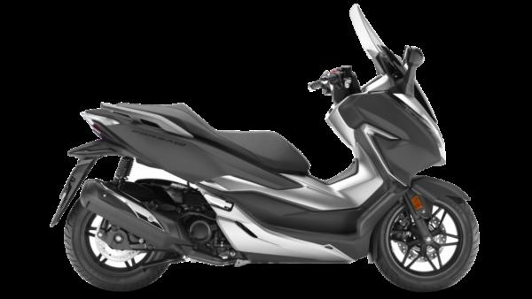 Honda Forza 300 Gris