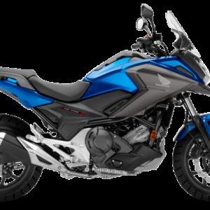 Honda NC750X Azul