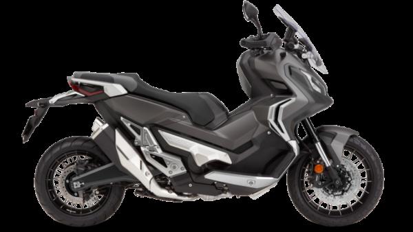 Honda X-ADV Plata Mate