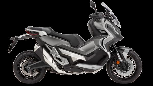Honda X-ADV Plata Mate Metalizado