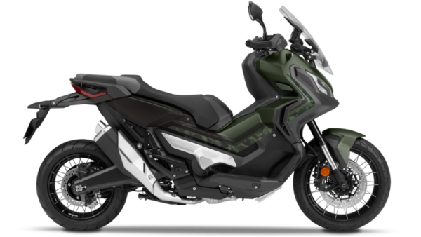 Honda X-ADV Verde Mate