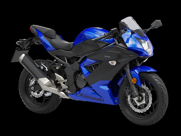 Kawasaki Ninja 125 Azul