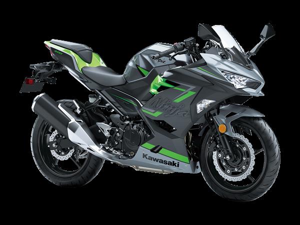 Kawasaki Ninja 400 Gris