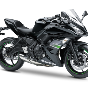 Kawasaki Ninja 650 Negro