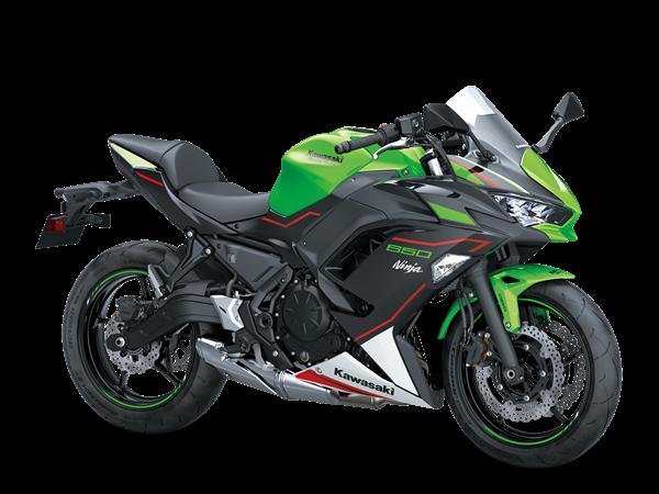 Kawasaki Ninja 650 Verde