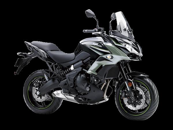 Kawasaki Versys 650 Negro