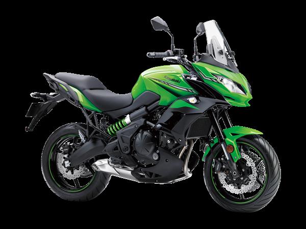 Kawasaki Versys 650 Verde